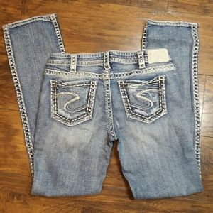 Silver Jeans 30/32